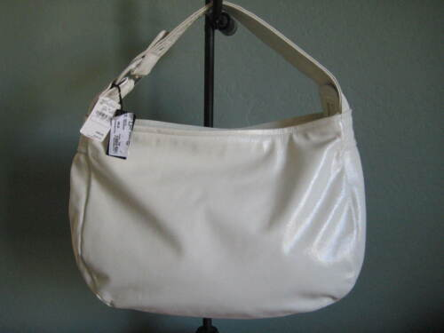 NwtFurlaPatent NwtFurlaPatent Shoulder Bag Leather Shoulder Ivory11