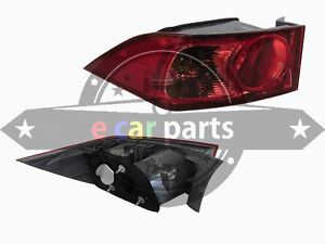HONDA-ACCORD-EURO-CL-SERIES-2-SEDAN-12-2005-1-2008-LEFT-SIDE-TAIL-LIGHT-OUTER
