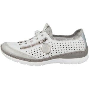 Détails sur Rieker Odessa Caucase Mirror Scuba Chaussures Slipper Sneaker Chaussures Basses l3296 81 afficher le titre d'origine