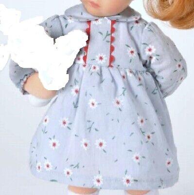 Käthe Kruse 34910 Puppen Kleidung Kleid für Schummelchen 34 cm Modell Tine ...