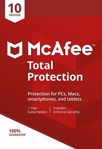Download mcafee total protection 10 device | dell usa.