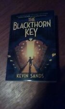 New The Blackthorn Key Young Adult Paperback Book By: Kevin Sands