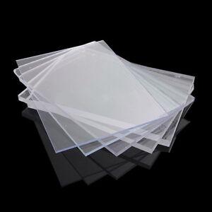 2-3-4-6-8mm-Plexiglas-Acrylglas-Zuschnitt-Platte-glasklar