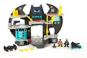 Imaginext-DC-Super-Friends-Batman-Batcave-Playset-KIDS-FUN-TOY-GIFT-IDEA-NEW