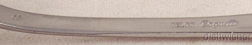 "7 1//4/"" Delco Oneida Marked Delco Stainless Steel BAGUETTE Dessert //Salad Fork s"
