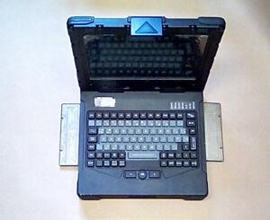 Image Is Loading Ex Mod Mbm Lt600 Rugged Laptop Y Used
