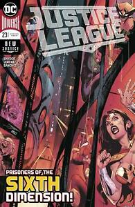 Justice-League-23-Prisoners-of-the-Sixth-Dimension-DC-Comic-1st-Print-2019-NM