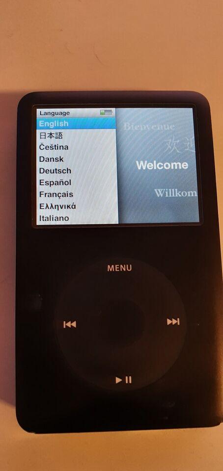 iPod, iPod Classic - A1238, 160 GB