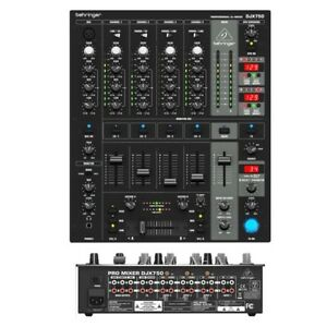 Behringer-DJX750-5-Channel-Professional-DJ-Club-Bar-Mixer-with-Effects