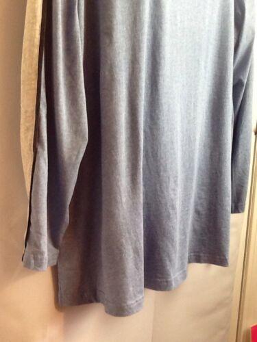 NWT 3XB 3XT Tommy Bahama Cotton Blue Mens Island Sleepwear Lounge Shirt 212617X