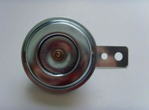 Bsa A7 A10 B40 Triumph T100 T120 3ta 5ta 6v 6 Volt Small Horn Ebay