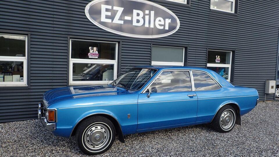 Ford Granada 2,3 V6 Consul Benzin modelår 1973 km 76000