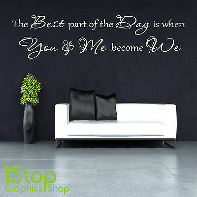 BEDROOM LOUNGE HOME WALL ART DECAL X155 HOPE LOVE WALL STICKER QUOTE