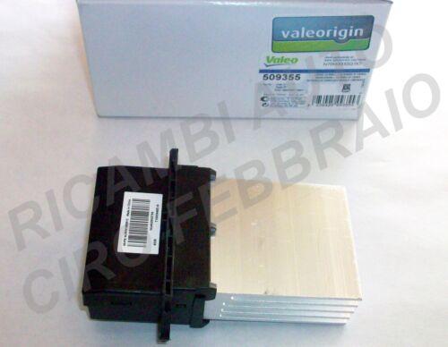 Resistenza Attuatore Climatizzatore Ventola RENAULT MEGANE II 1.6 16V 02/> 509355