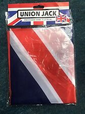 Union Jack Bandera Reino Unido de Gran Bretaña de 3 X 5 pies. en Bolsa