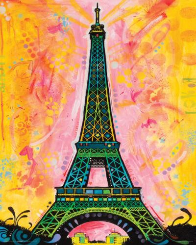 Dean Russo Poster Paris Pop Art 1 gratis Ü-Poster