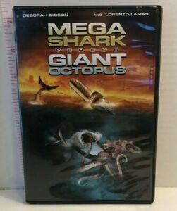Mega Shark vs. Giant Octopus - DVD - 2009 - Action