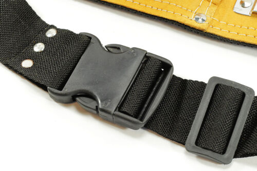 WOW Werkzeuggürtel Werkzeugschürze Nageltasche Nagel Werkzeug Tasche Leder