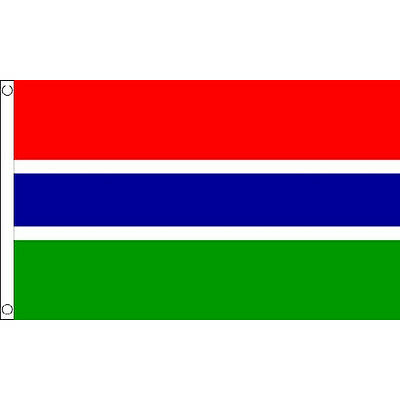 Rhodesia 5ft X 3ft Flag 75denier with eyelets suitable for Flagpoles