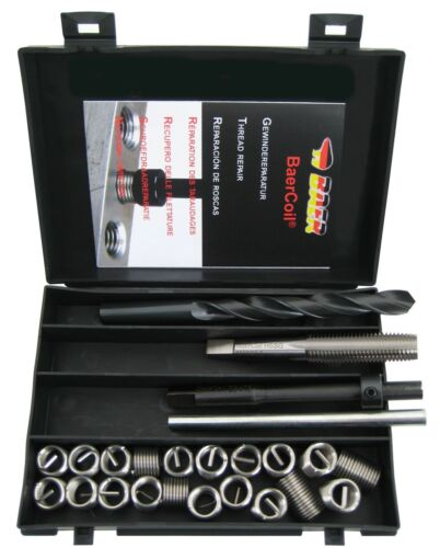 Kit de reparación de roscas reparación-set m14 x 1,5 Mix