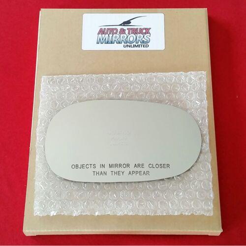 NEW Mirror Glass 98-02 TOYOTA COROLLA Passenger Right Side RH **FAST SHIPPING**