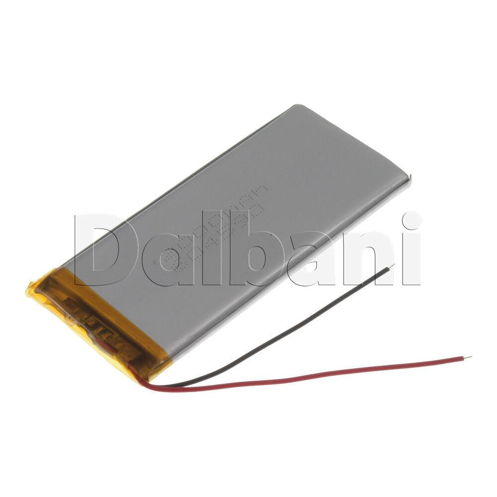 New 3.7V 2000mAh Internal Li-ion Polymer Built-in Battery 95x43x6mm 29-16-0812
