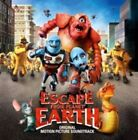 Escape From Planet Earth 0887654919724 by Various Artists CD