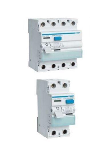 Hager FI Fehlerstromschutzschalter 2 4-polig - 0,3   0,03A - CDA CFA wählbar  | Lebhaft