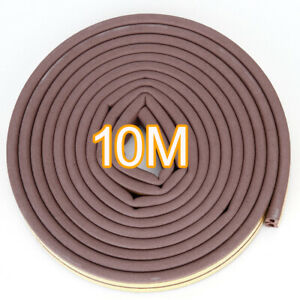 10M-Draught-Draft-Excluder-Self-Adhesive-Rubber-Door-Seal-Tape-D-Shape-DCUK