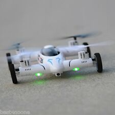 SY X25 2.4G 8CH Speed Switch 3D Flips RC Quadcopter Drone Car RTF + 2.0MP Camera