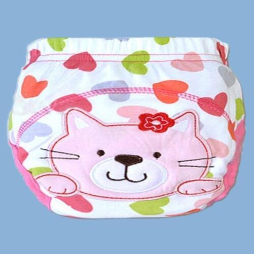 Baby Kid Toddler Toilet Potty Training Pants Waterproof Layers Underwears New H