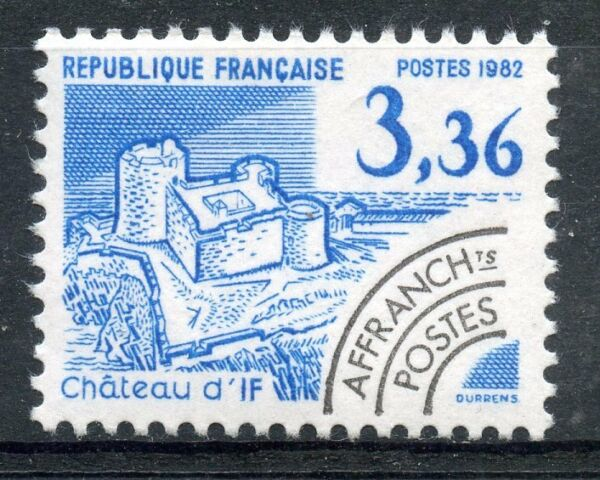 Acheter Pas Cher Stamp / Timbre France Neuf Preoblitere N° 177 ** Chateau D'if