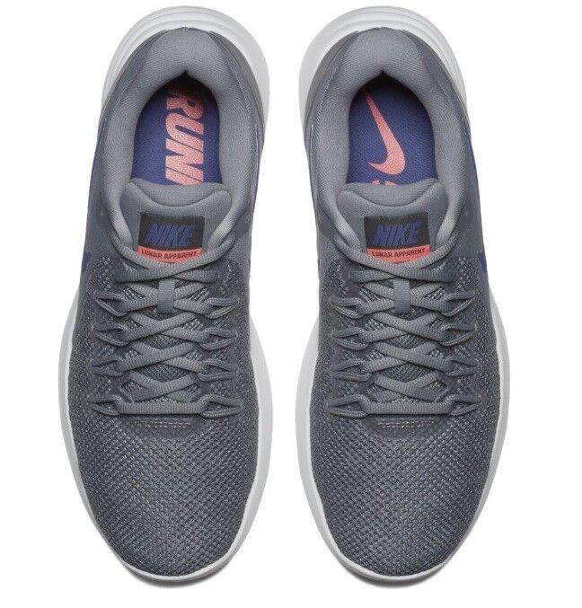 Neu in Box Nike Lunar Offensichtlicher Turnschuhe Turnschuhe Turnschuhe Grau Blau 908987-005 Herren Sz 3b0eb4