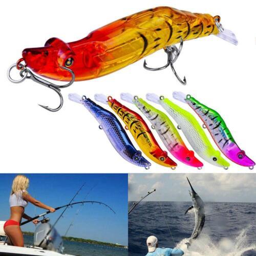 Minnow Popper Crankbaits Wobblers Spinner Isca Bait Sea Fishing Lure Set Kit