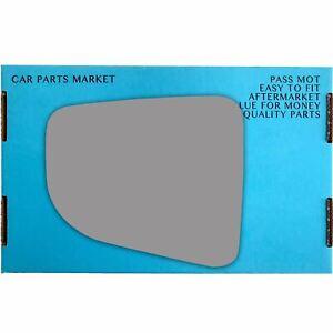 Left side wing mirror glass for Honda ST1300 Pan European 2002-2013 passenger