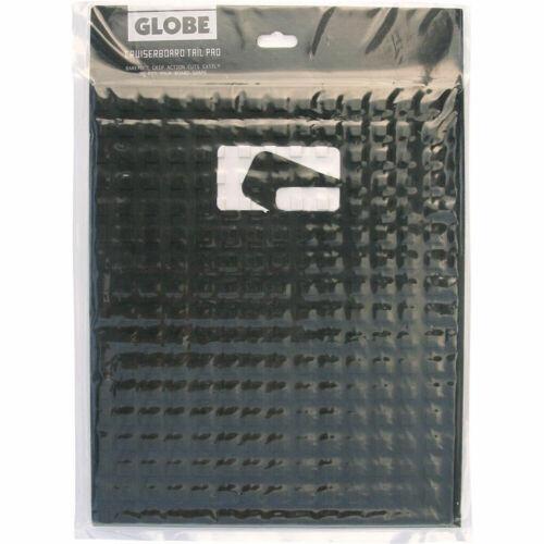 Black Globe Skateboard EVA Foam Griptape Cruiser Tail Pad for Barefoot Grip