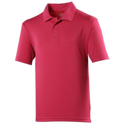 Boys Girls Kids Unisex Plain Blank Polo T Shirt  3-14 Years Daily School Uniform
