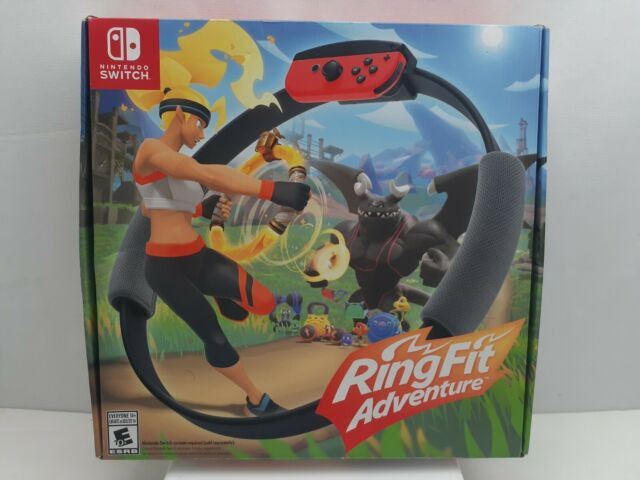 Ring Fit Adventure - Nintendo Switch (Ring Only)