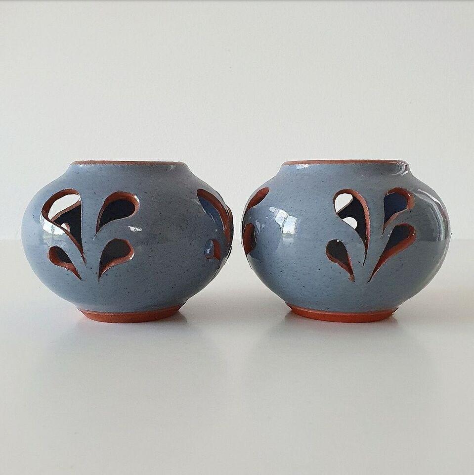 Keramik, Lysestager