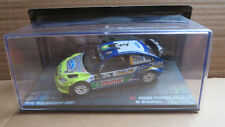 Altaya 1:43 Ford Focus RS WRC #3 Rally New Zealand 2007 Gronholm Brand new