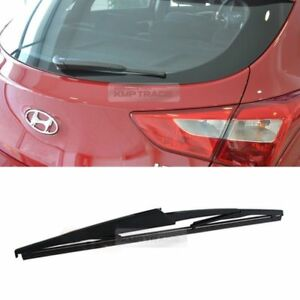 oem 98850a5000 rear windshield wiper blade for hyundai 2013 2016 elantra gt ebay. Black Bedroom Furniture Sets. Home Design Ideas