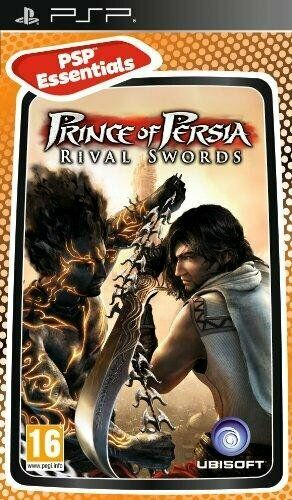 Prince of Persia: Rival Swords - Essentials | PlayStation Portable PSP New (4)
