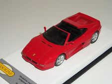 1/43 BBR Ferrari F355 GTS in Red from 1994 on White Leather base