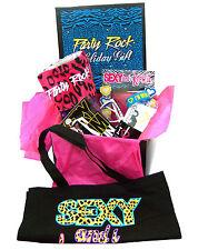 LMFAO PARTY ROCK HOLIDAY GIFT BOX SET + BAG - SUNGLASSES FRAME STOCKING MUG NEW