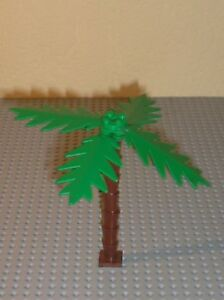 Palmier-LEGO-Palm-with-leaves-2518-set-6270-6278-6264-6260-6396-6418-6411-6410
