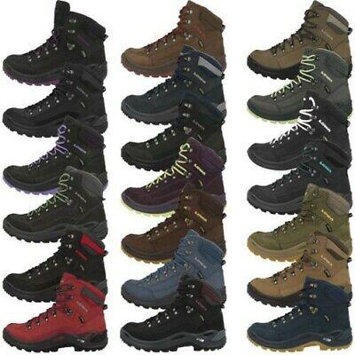 Lowa Renegade GTX mid Women Gore-Tex outdoor Hiking zapatos océano 320945-0624