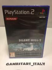 SILENT HILL 2 - SONY PS2 PLAYSTATION 2 - NEW PAL VERSION