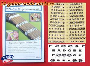 Guitar-Scale-Stickers-Guitar-Bass-Fretboard-Scale-Sticker-Fingerboard-Label-Fret
