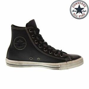 converse scarpe nere