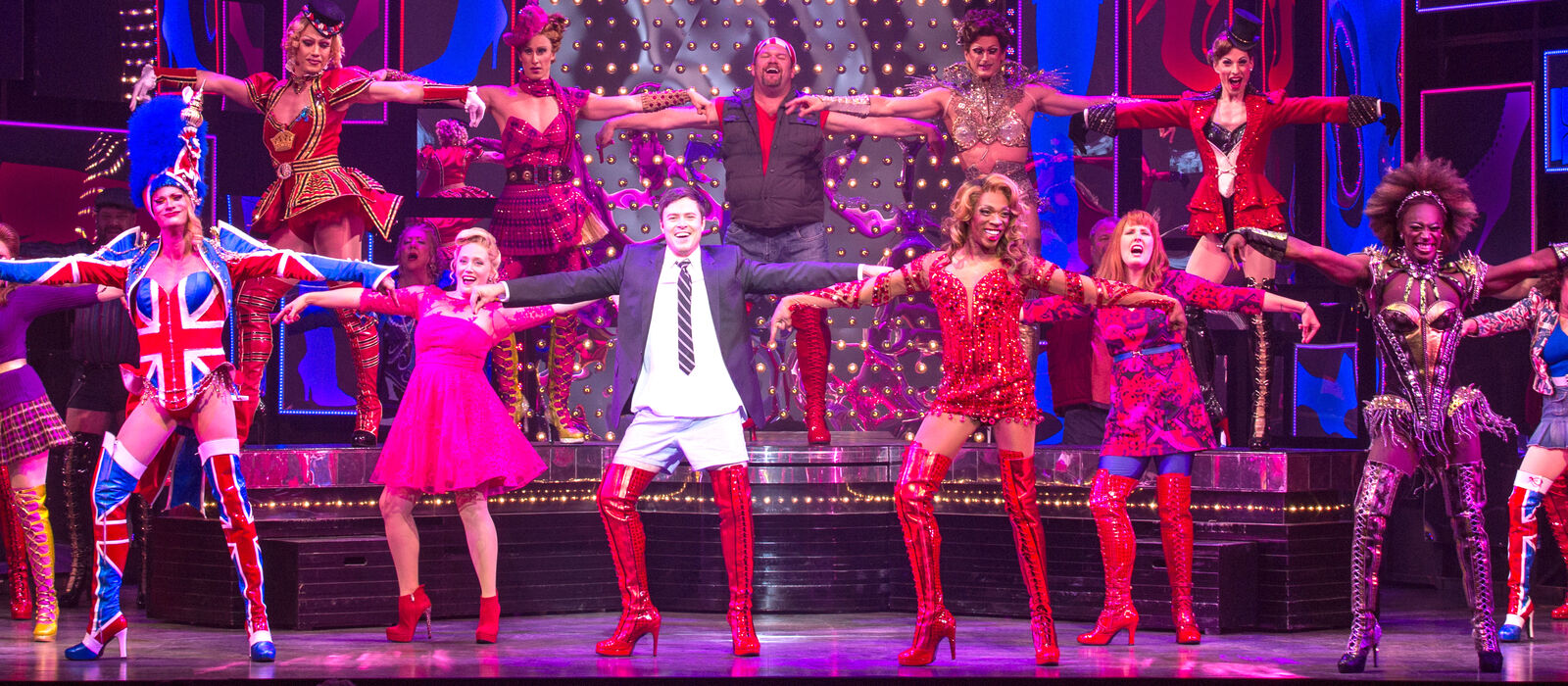 Kinky Boots New York